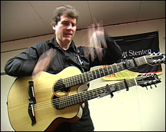 Scott Stenten And The Sound Of Two Hands Tapping
